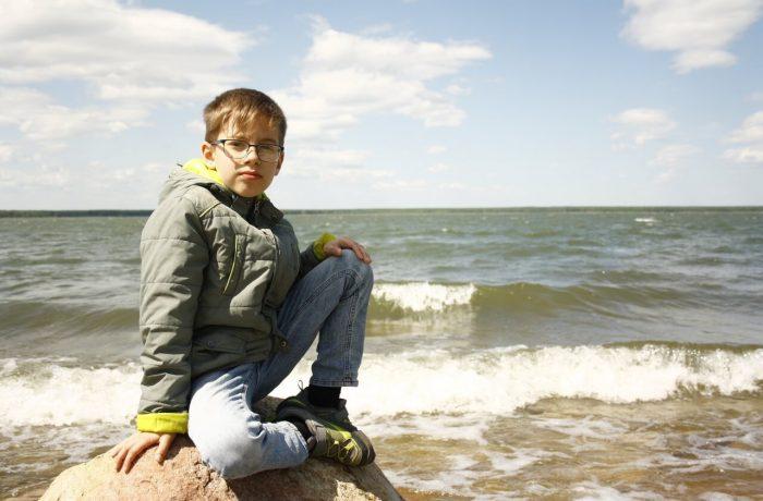 огромное озеро Аллаки, можно подумать море