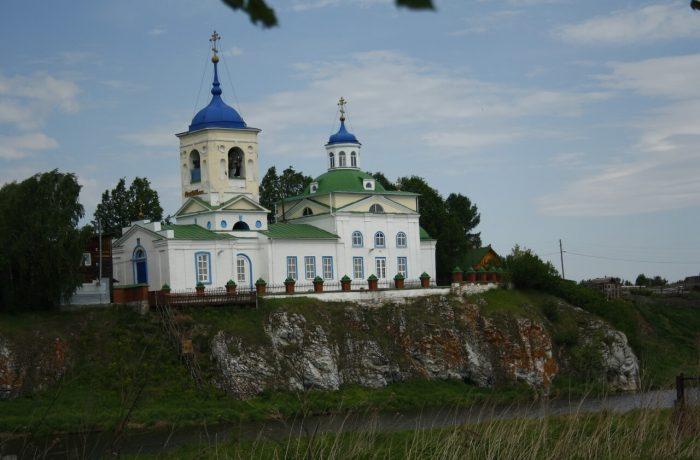 Георгиевская церковь XIX век