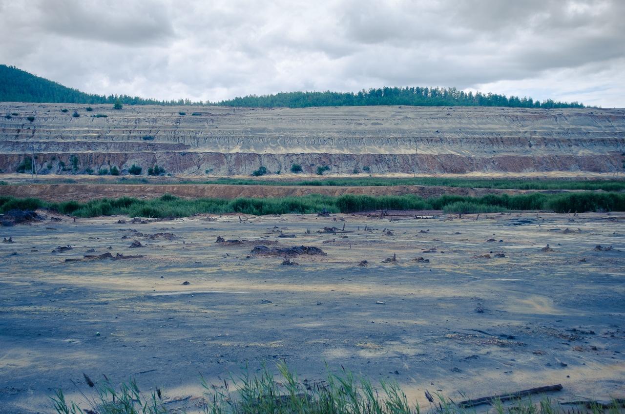 Карабаш, Черная голова, Челябинская область, Южный Урал
