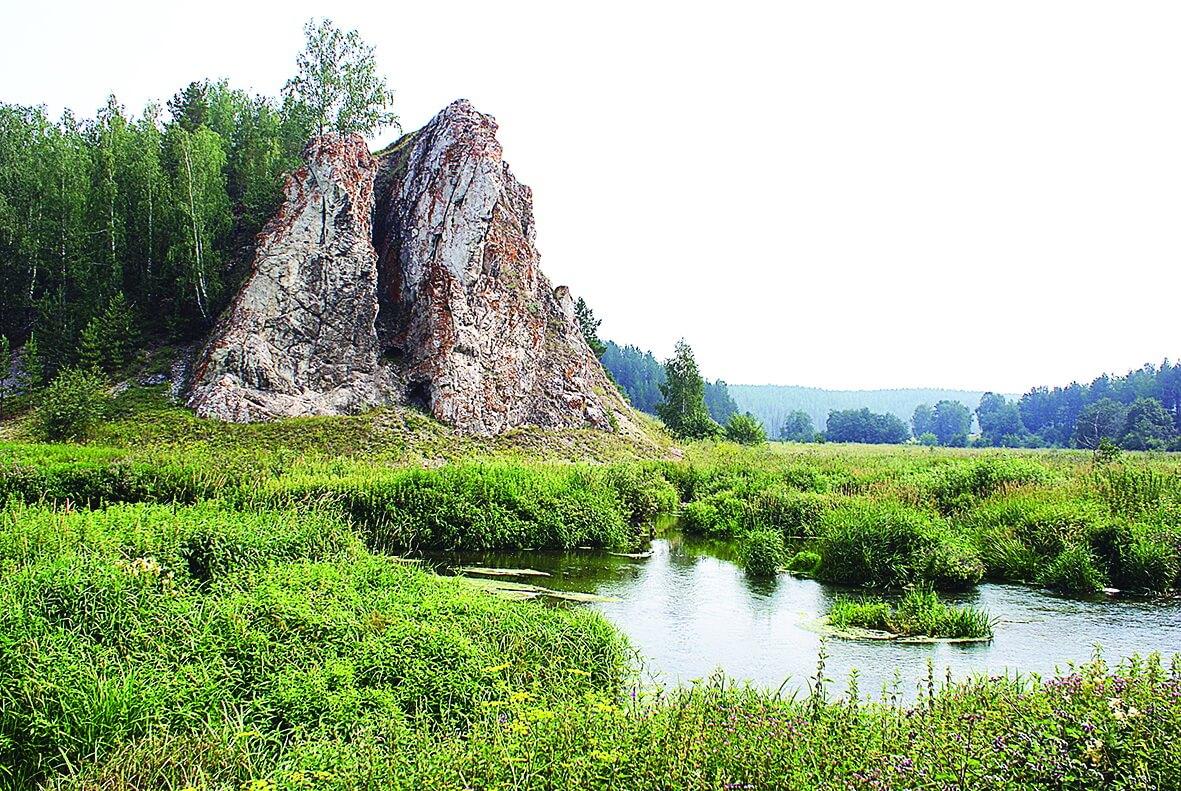 Кашинское городище, Деревня Кашина