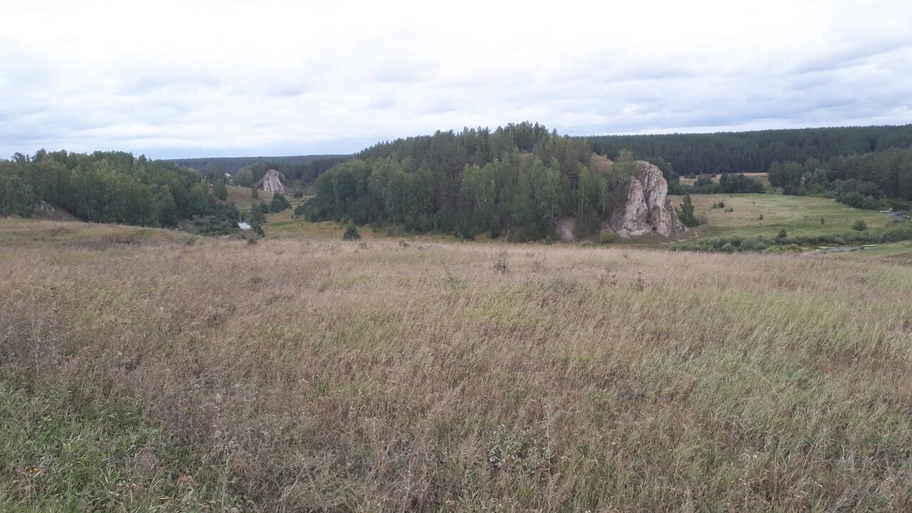 Кашинское городище