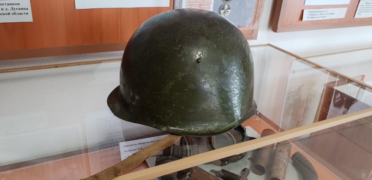 Каска солдата: Михаил Далматов