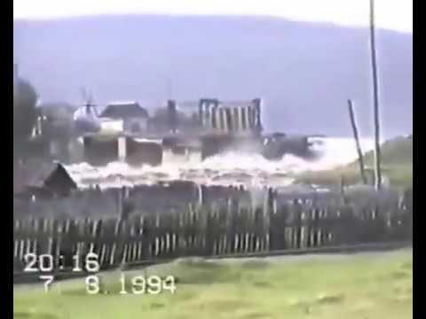 Наводнение в Тирляне