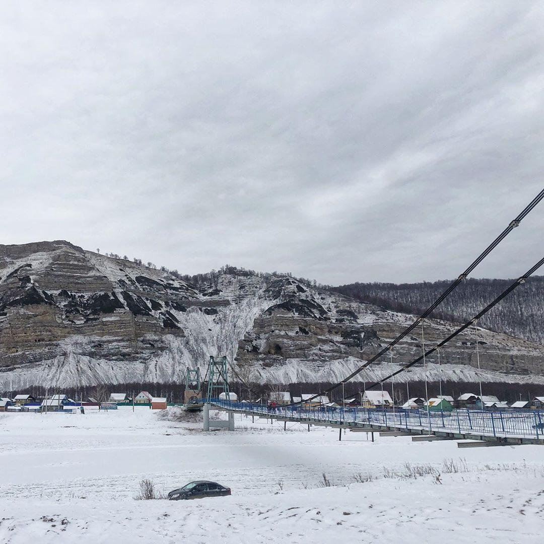 Деревня Таш-Асты