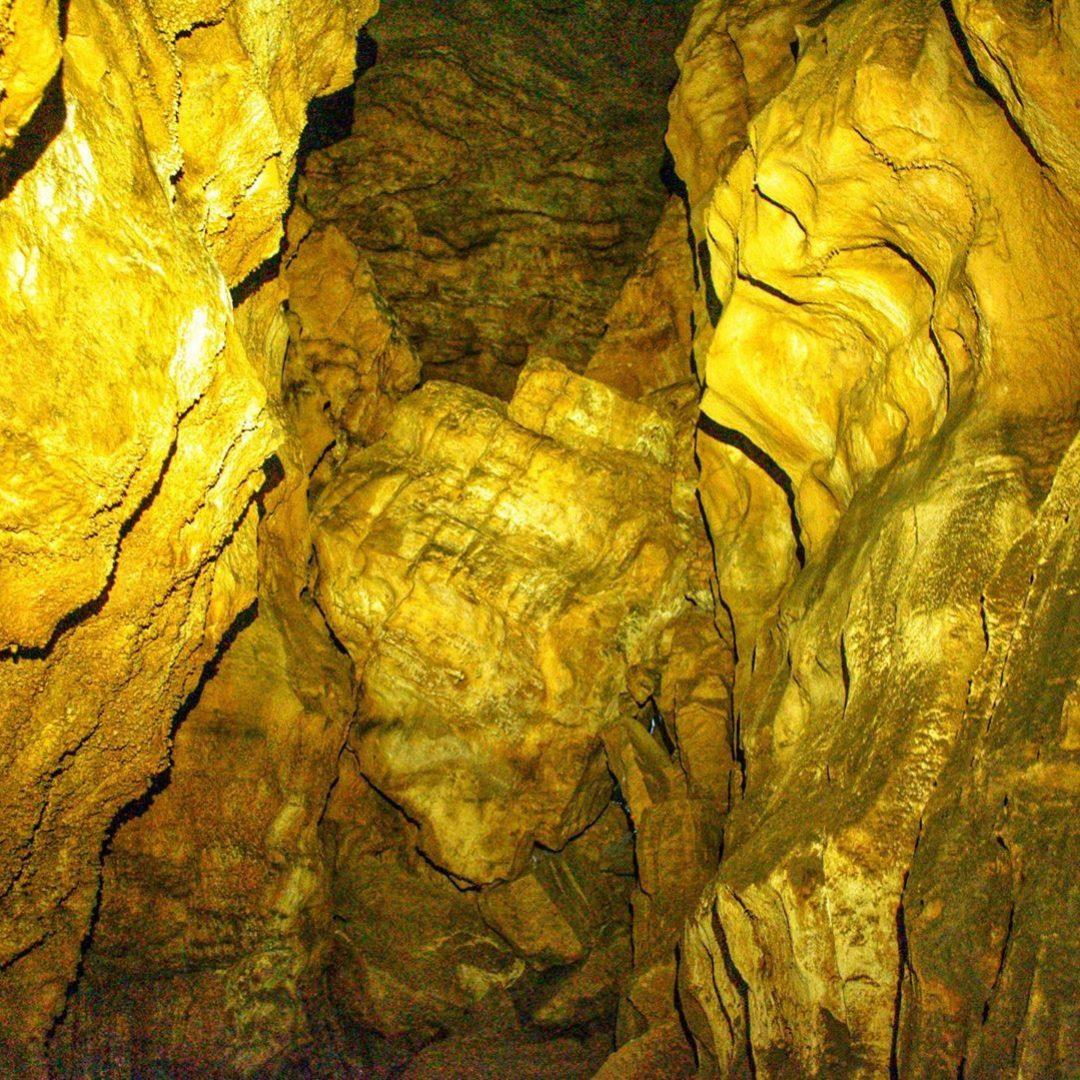 Киндерлинская пещера