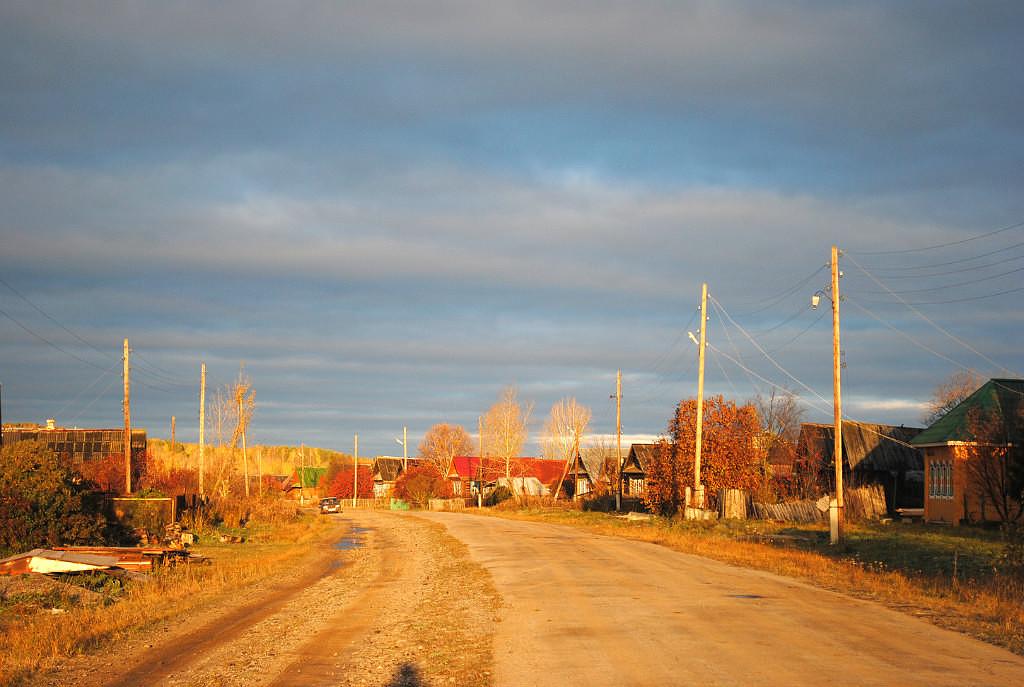 Село Киргишаны, Свердловская область
