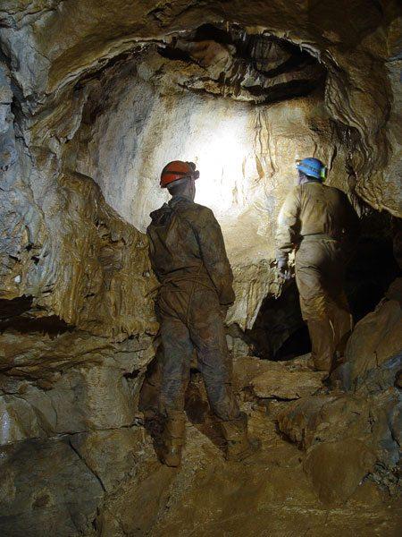 Кизеловская пещера, Пермский край