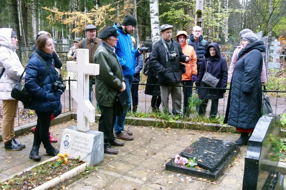 Тайны старого кладбища в центре Сыктывкара