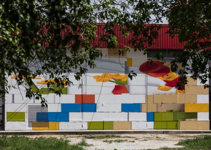 Арт-объект «Кладовая с трофеями», Березовский, Свердловская область