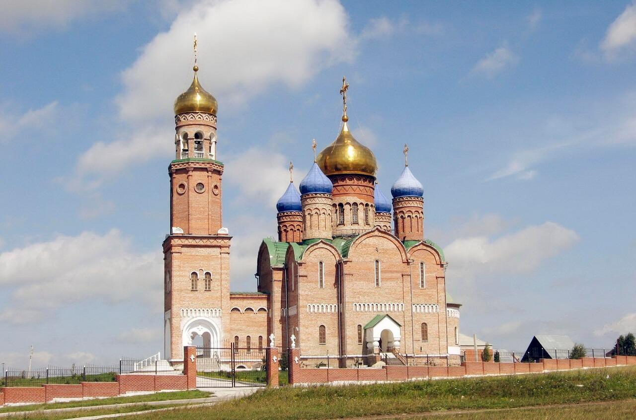 Храм Михаила Архангела, Коелга, Челябинская область