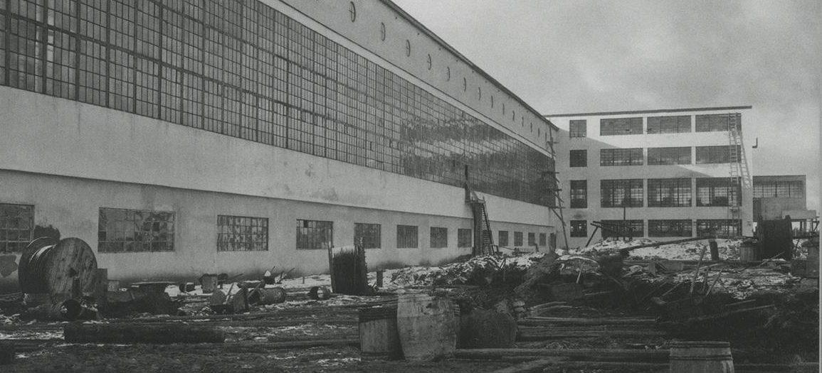 История строительства целлюлозно-бумажного комбината в Красновишерске