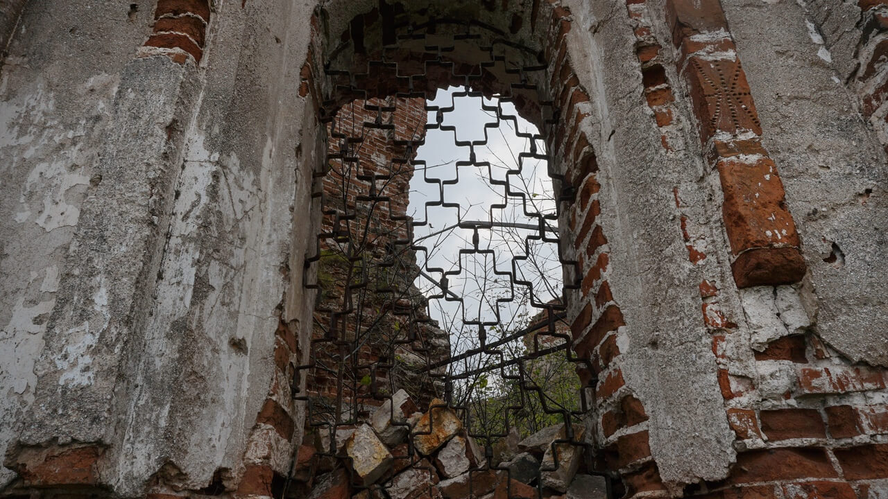 Вознесенская церковь, Село Коптелово, Свердловская область