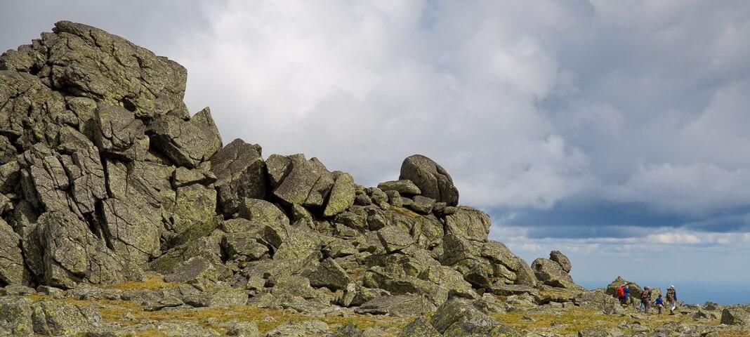 Косьвинский камень, Свердловская область