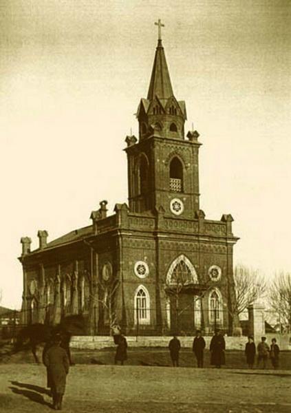 Храм во имя святой Анны в Екатеринбурге