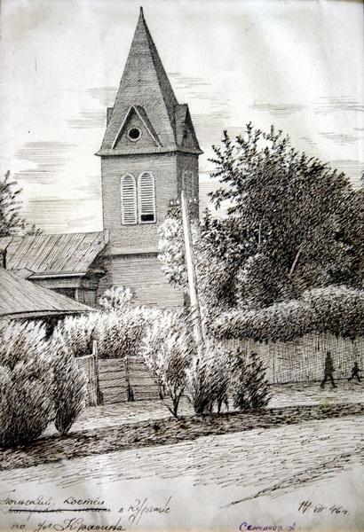 Храм Святой Божьей Матери Неустающей Помощи в Кургане