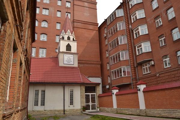 Храма Святой Анны в Екатеринбурге
