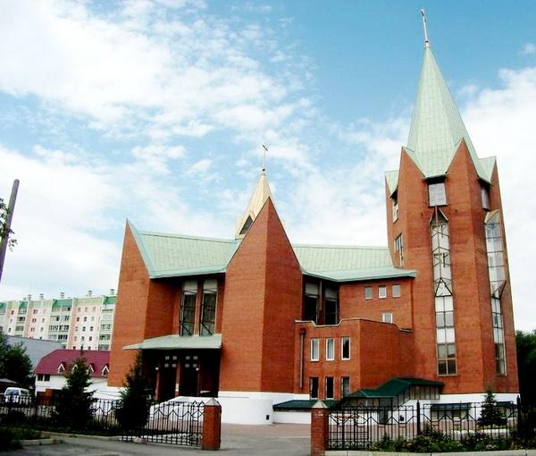 Приход Непорочного Зачатия Пресвятой Девы Марии в Челябинске