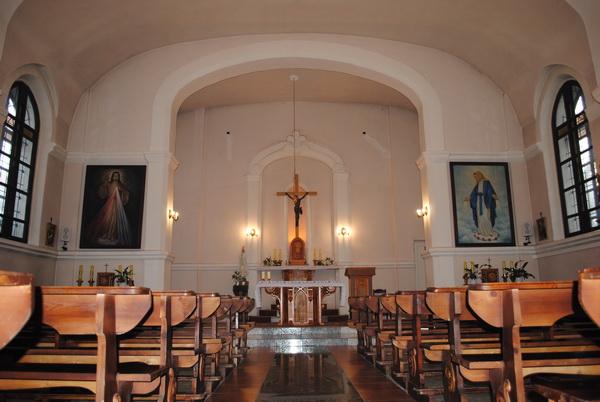 Приход Непорочного Зачатия Пресвятой Девы Марии в Перми