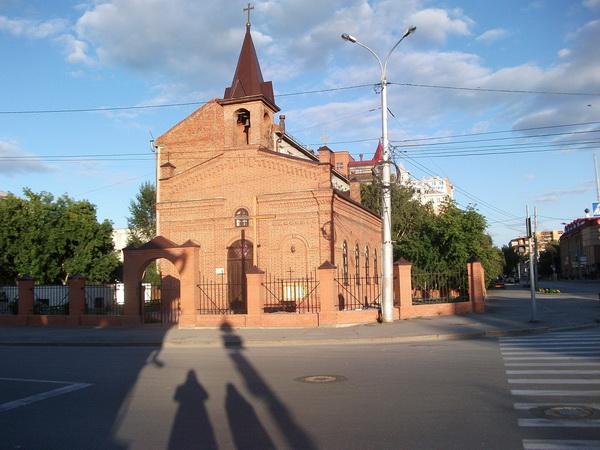 Приход Римско-Католической Церкви святого Праведного Иосифа в Тюмени