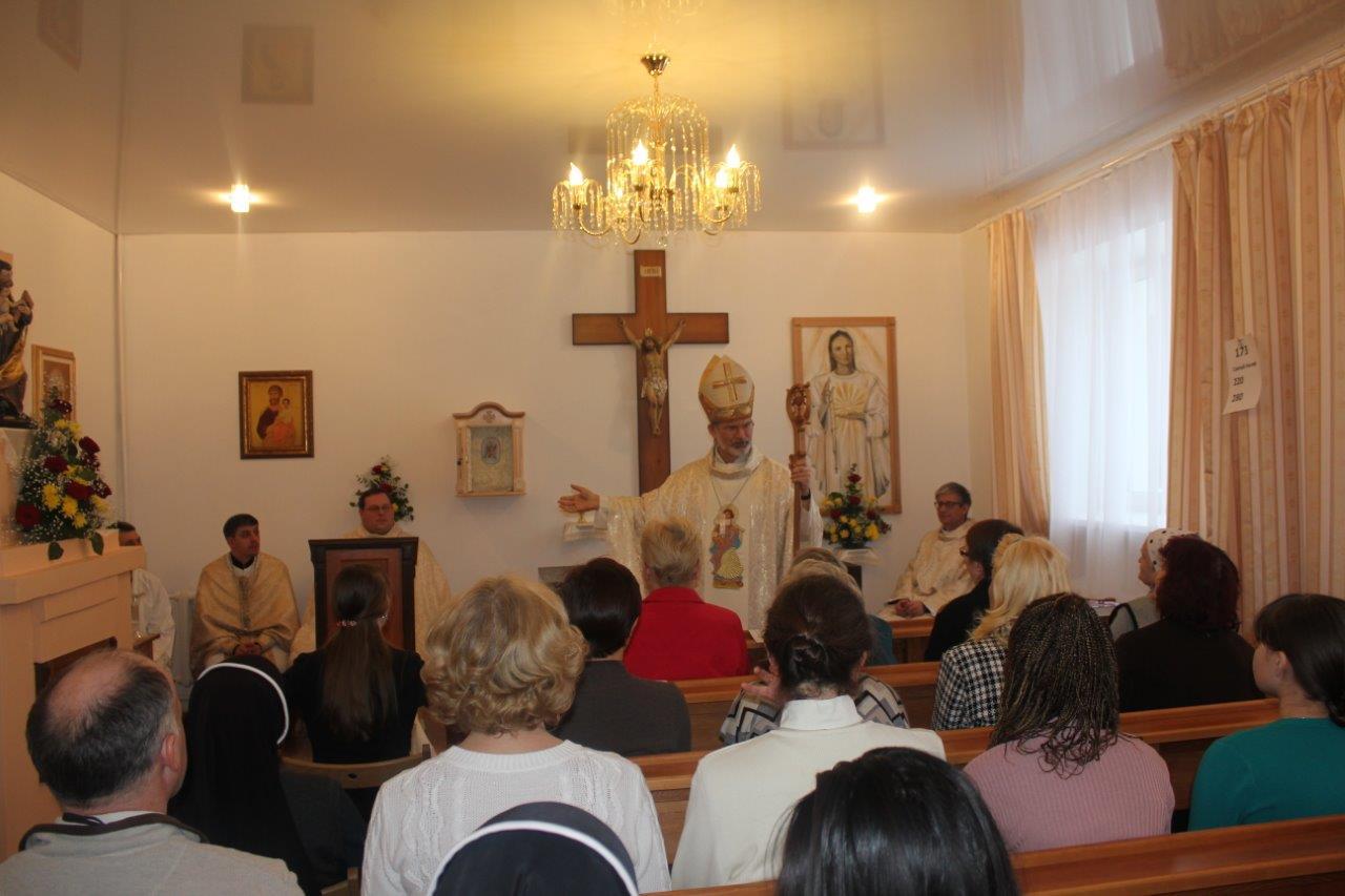 Римско-католическая церковь, часовня св. Иосифа в Уфе