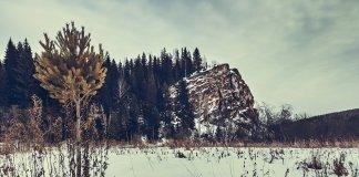 Красноуфимск, Аликаев камень, Марьин утес, Свердловская область
