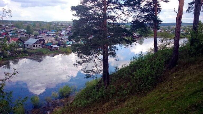 Гора Юртовская, Красноуфимск