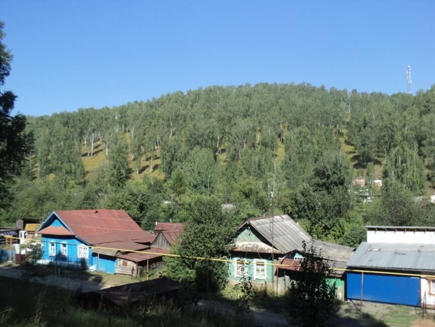 Берёзовая гора, Красноуфимск