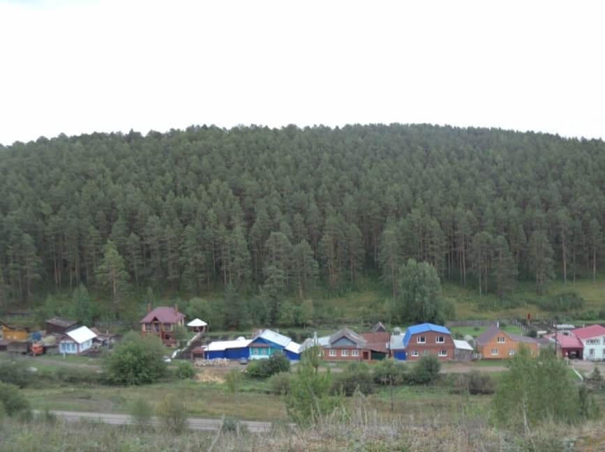 Сосновая гора, Красноуфимск