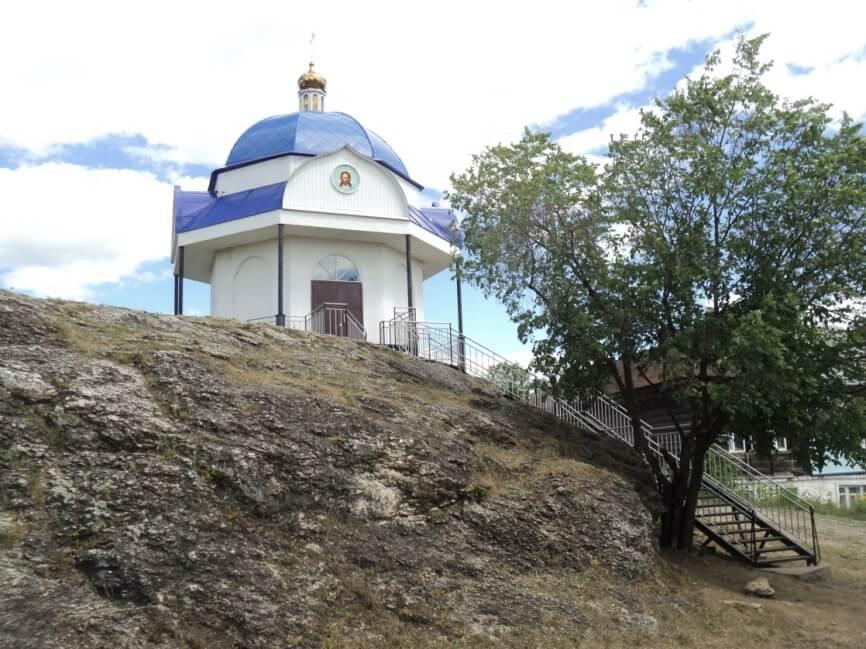 Гора Подкамешек, часовня Иосифа Песнописца, Красноуфимск