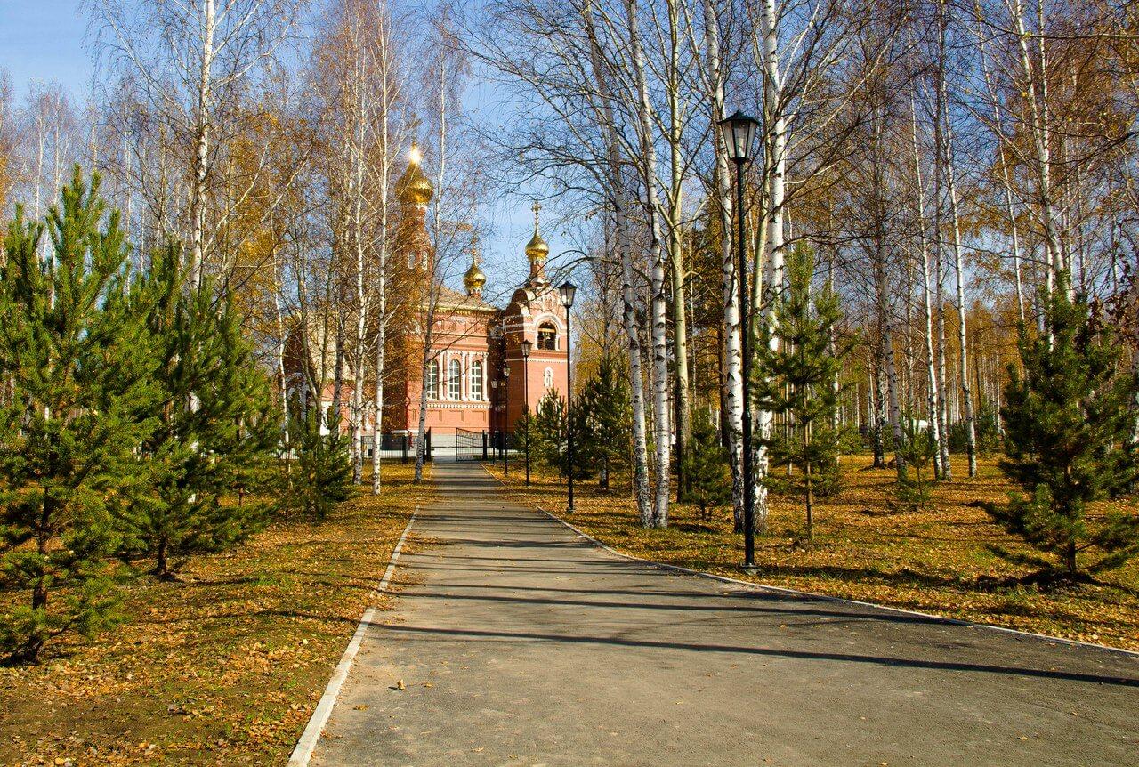 Иоанно-Сергиевский храм