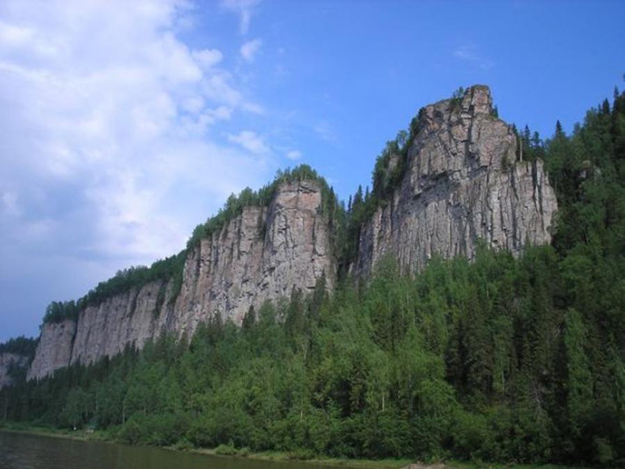 Красновишерск - отправная точка путешествий по природным достопримечательностям Пермского края
