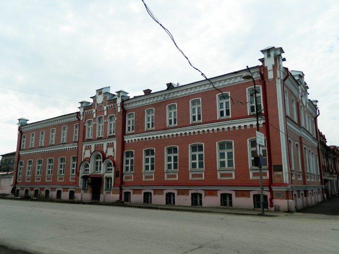 Елизаветинская рукодельная школа. Автор фотографии: Тара-Амингу