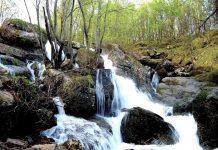 Водопад Кук-Караук, скала Килим-Ускан и пещера Салавата