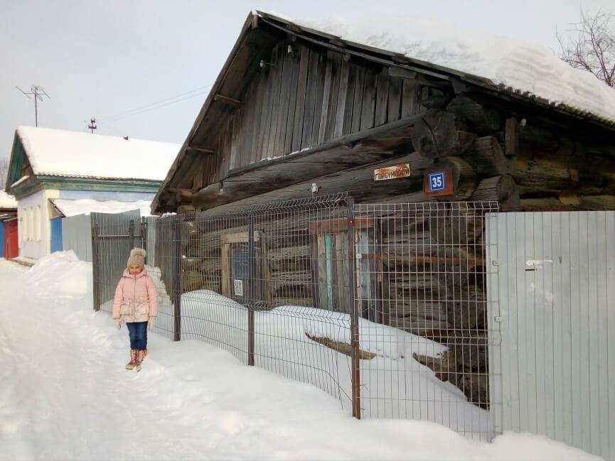 Первая казачья изба, Красноуфимск, Свердловская область