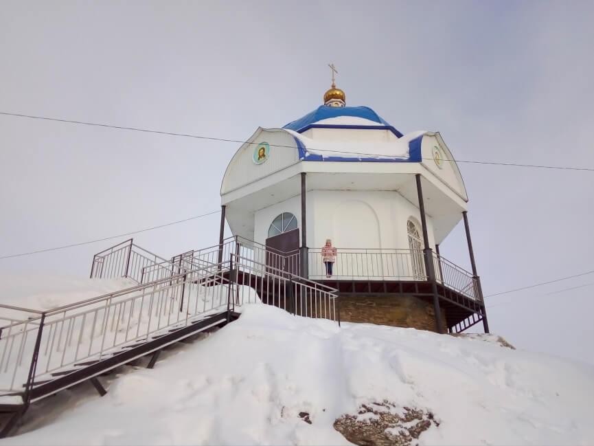 Часовня Иосифа Песнописца, Красноуфимск, Свердловская область