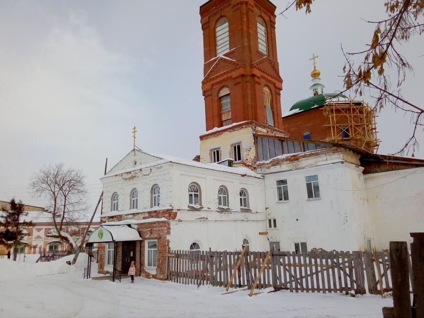 Свято-Троицкий Собор, Красноуфимск, Свердловская область
