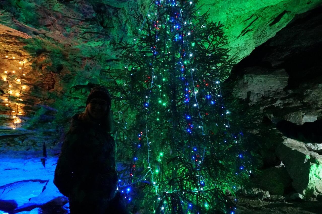 Доклад о кунгурской пещере 3135