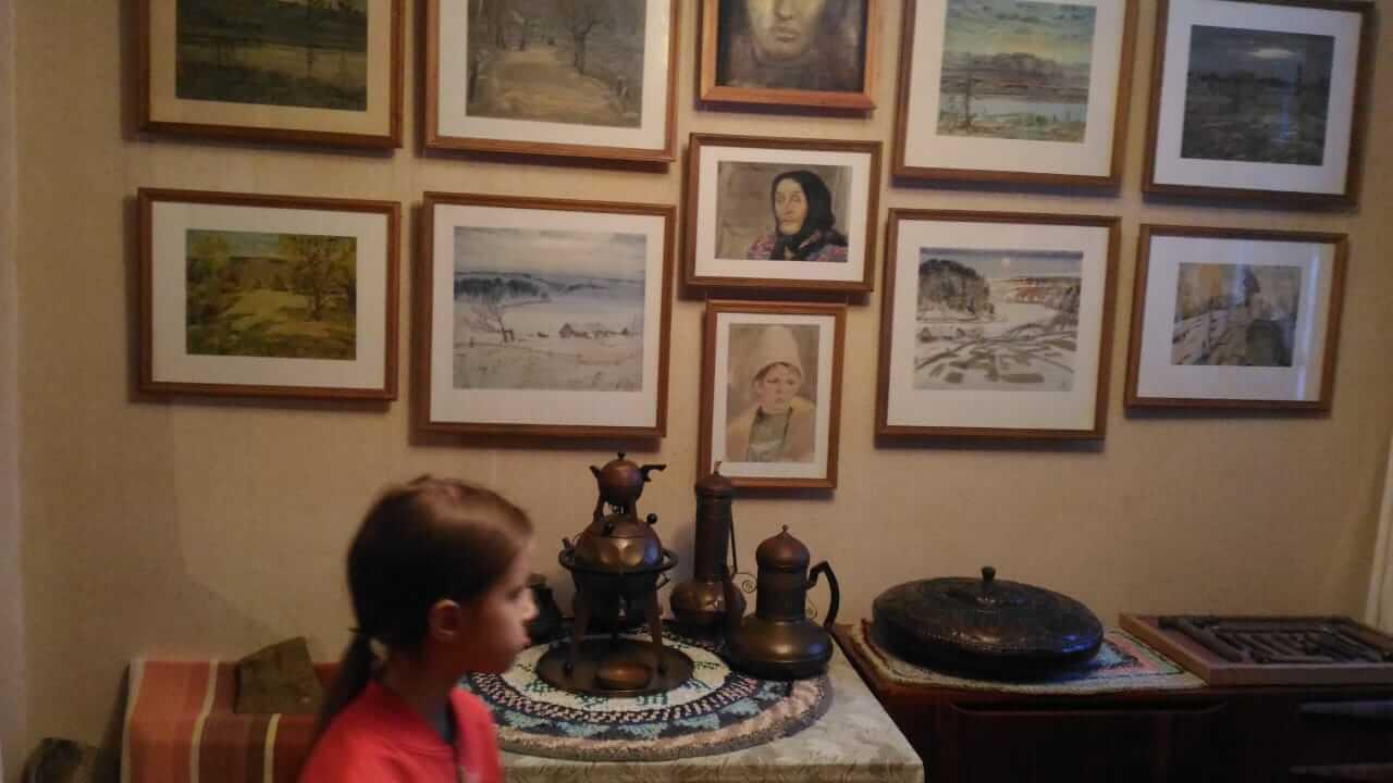 Путешествия по Уралу с детьми: Кунгур-Суксун