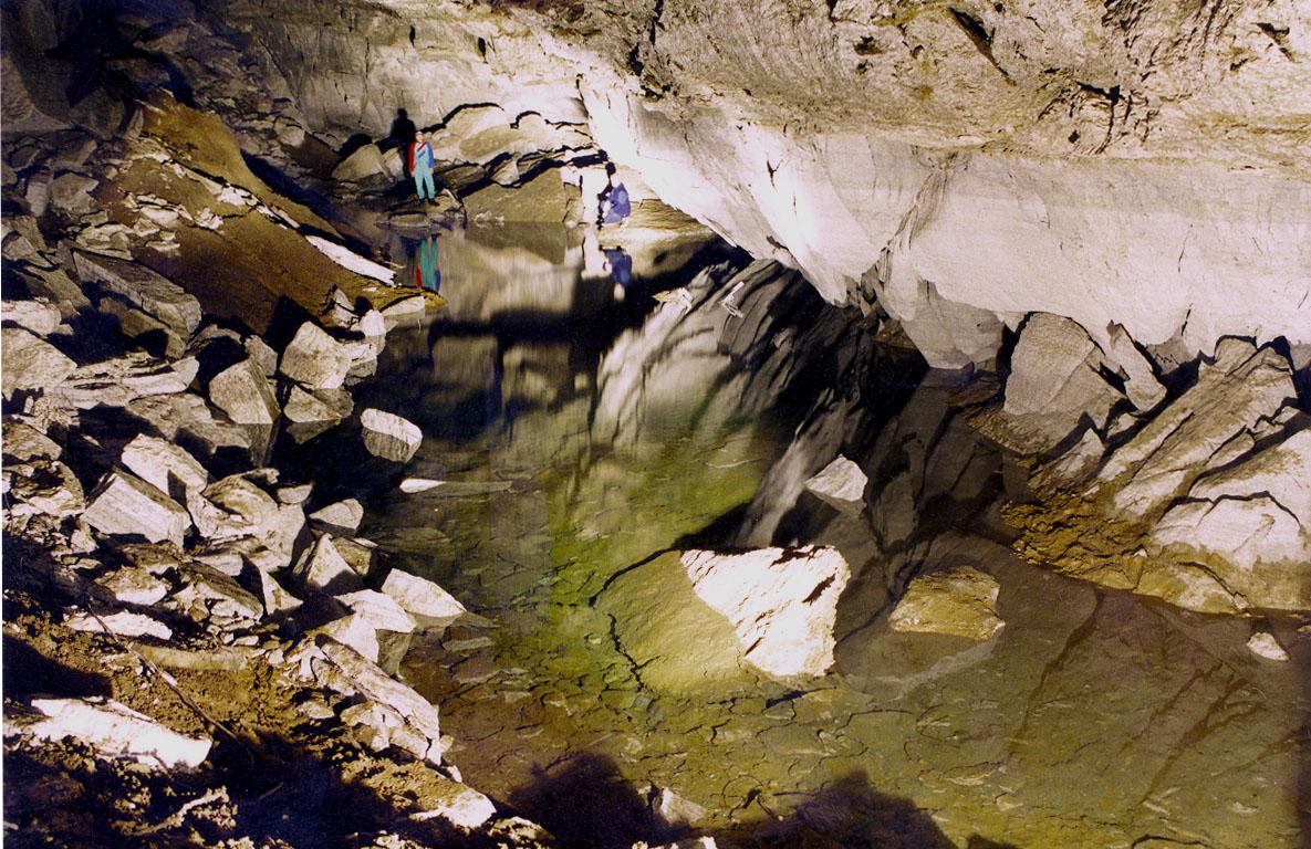 Экскурсия, Кунгурская пещера, Кунгур, Пермский край
