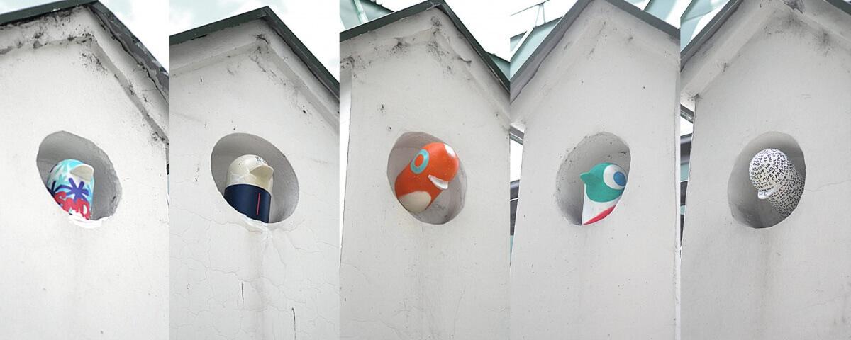 Проект Курлык, Екатеринбург