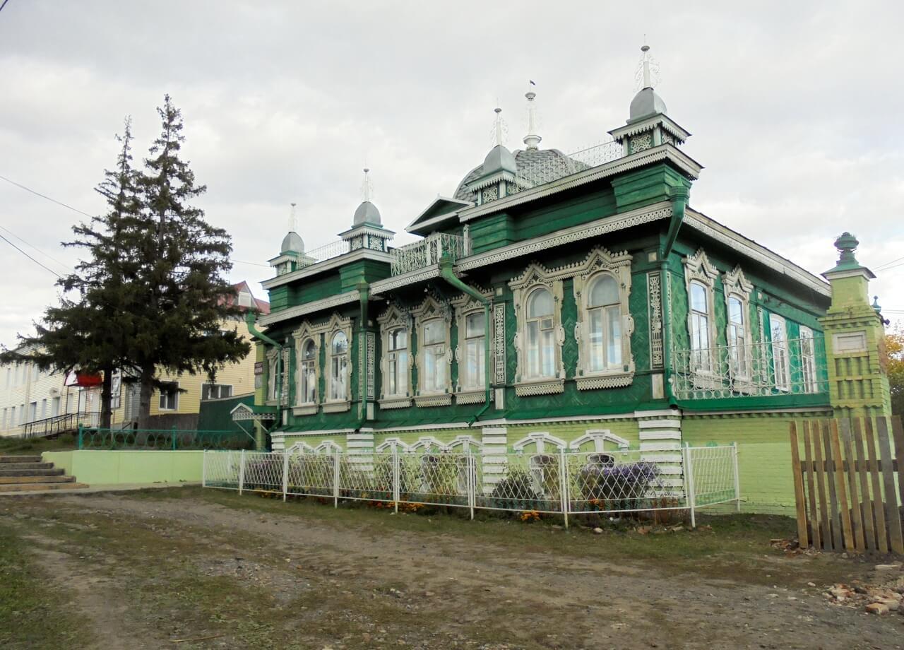 Краеведческий музей, Куртамыш, Курганская область