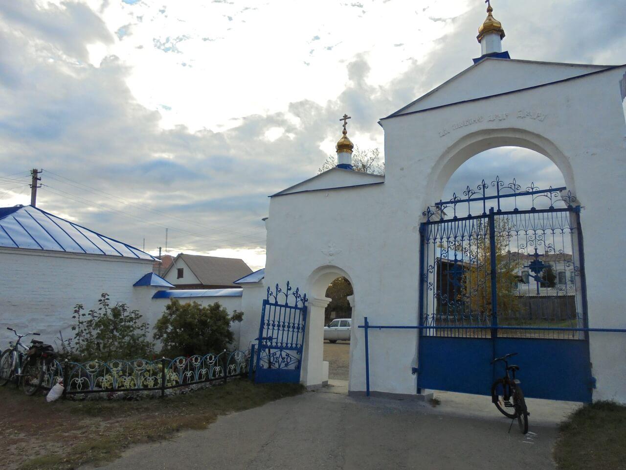 Церковь Петра и Павла, Куртамыш, Курганская область