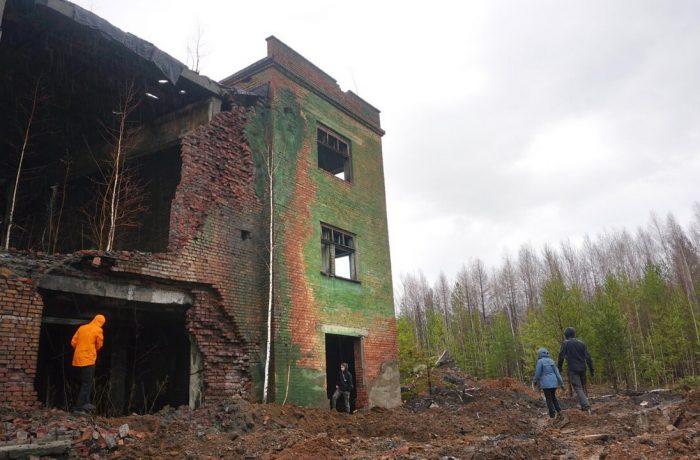 Заброшенный валуевский железный рудник, Кушва