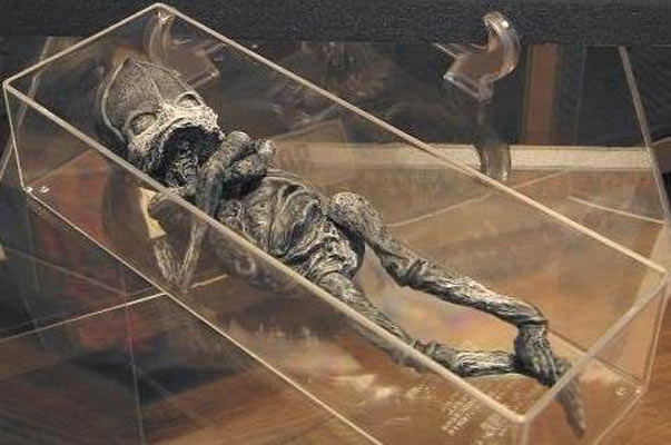 Кыштымский карлик, Алешенька