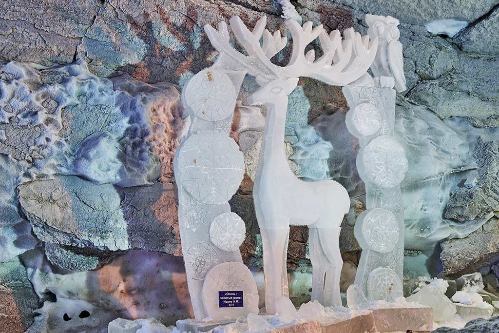 «День Кунгурской Ледяной пещеры»