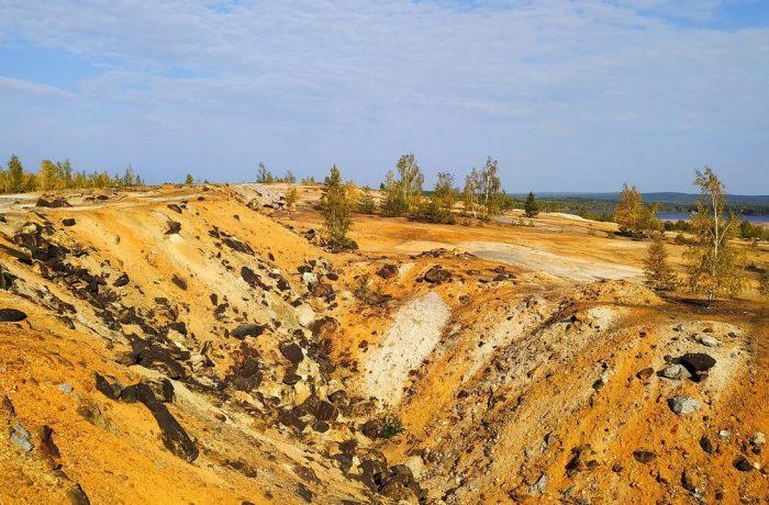 Левихинский рудник