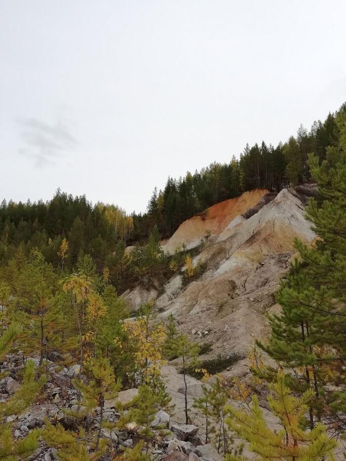 Липовский карьер