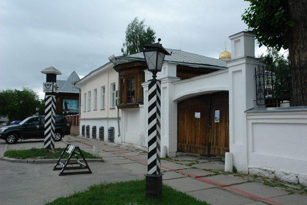 Литературный квартал Екатеринбурга