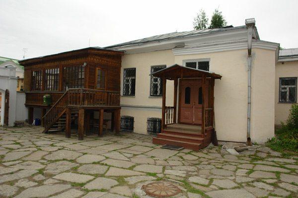 Дом-музей Ф.М. Решетникова