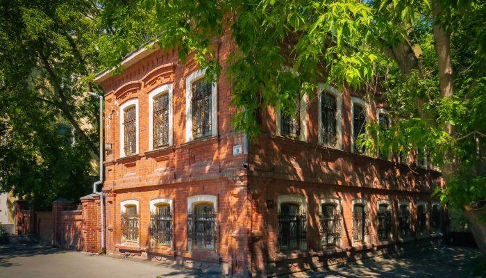 Литературный квартал в Екатеринбурге